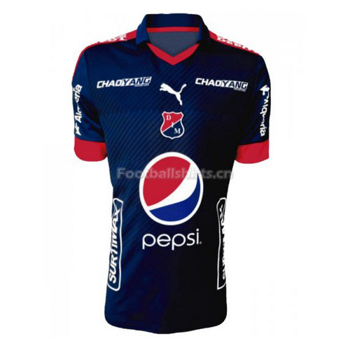 Independiente de Medellin Away Soccer Jersey 2017/18