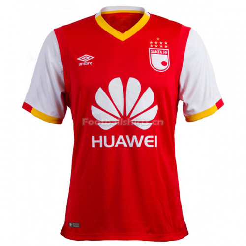 Independiente Santa Fe Home Soccer Jersey 2017/18