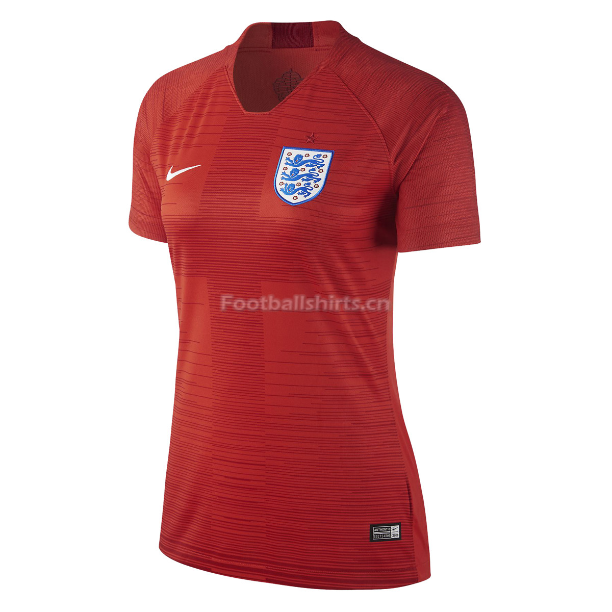Match Version England 2018 FIFA World Cup Away Soccer Jersey