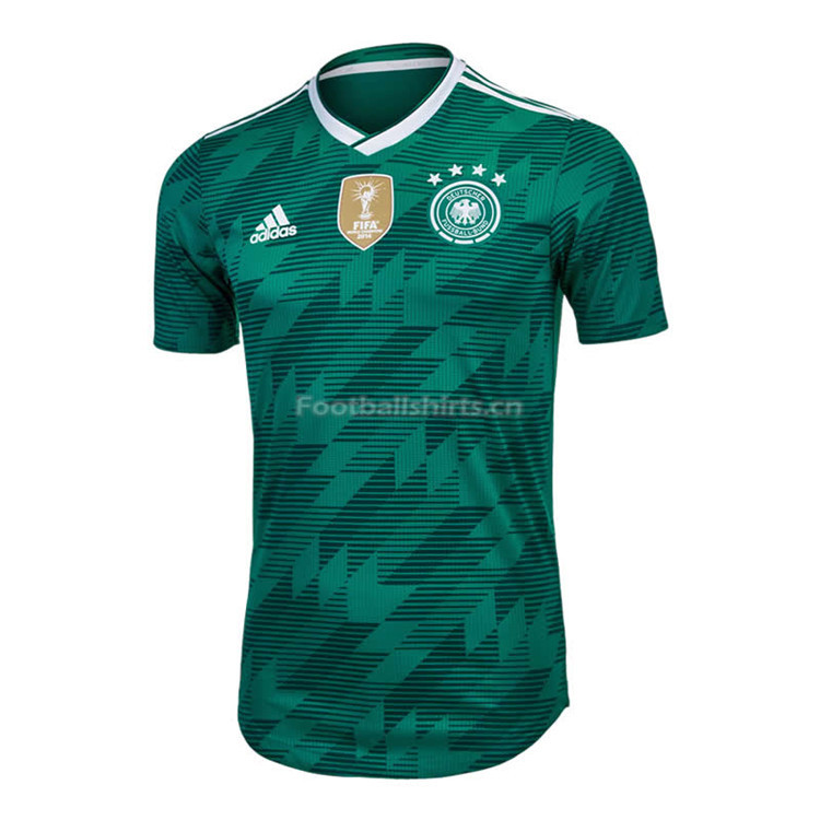 Match Version Germany 2018 World Cup Away Soccer Jersey