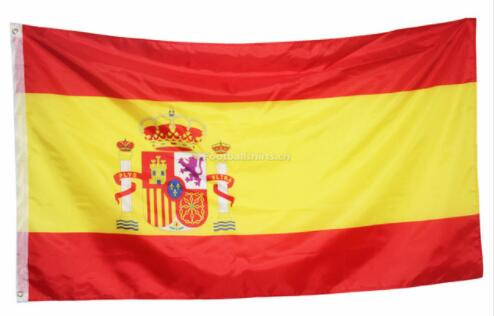 Spain National Country Flag