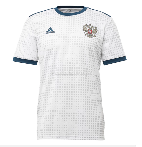 Russia 2018 World Cup Away Soccer Jersey