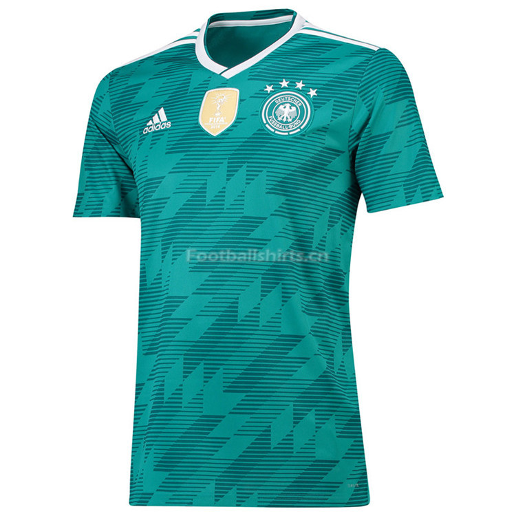 Germany 2018 World Cup Away Soccer Jersey
