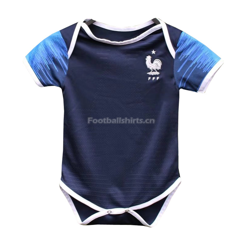 France 2018 World Cup Home Infant Soccer Jersey