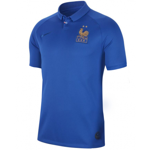 France Home Soccer Jersey 2019