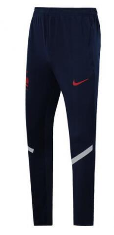 France Training Pants Navy 2020