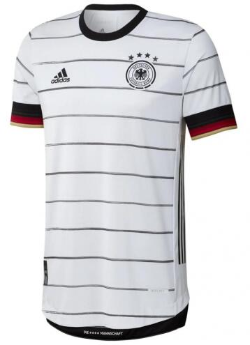 Germany Home Soccer Jersey Player Version 2020 EURO