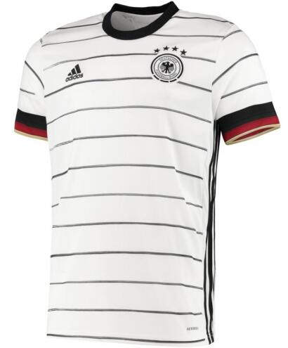 Germany Home Soccer Jersey 2020 EURO