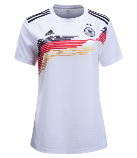 Germany Home Soccer Jersey Women 2019 World Cup