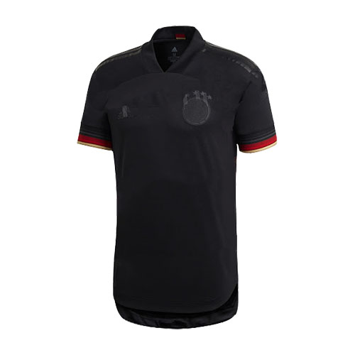 Germany Away Soccer Jersey Player Version 2020 EURO