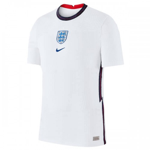 England Home Soccer Jersey Player Version 2020 EURO