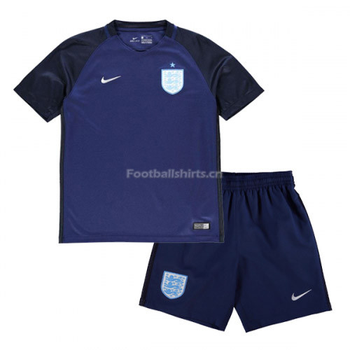Kids England Third Soccer Kit Shirt And Short 2017/18