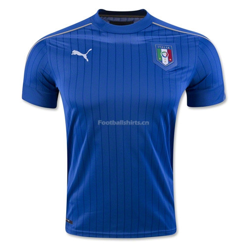 Italy 2016/17 Home Soccer Jersey