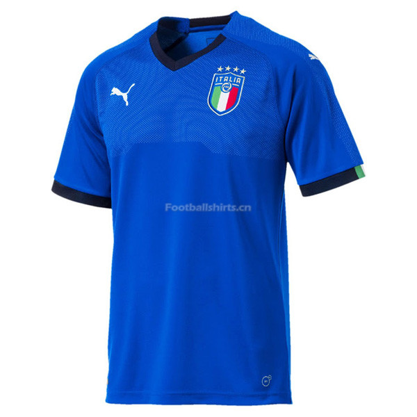 Italy Home Soccer Jersey 2018/19
