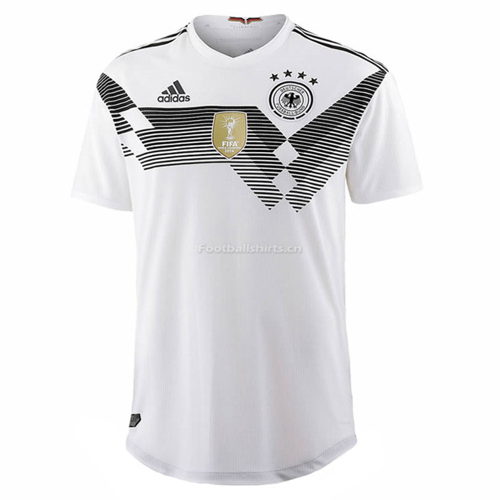 Match Version Germany 2018 FIFA World Cup Home Soccer Jersey
