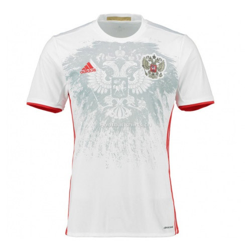 Russia 2016/17 Away Soccer Jersey