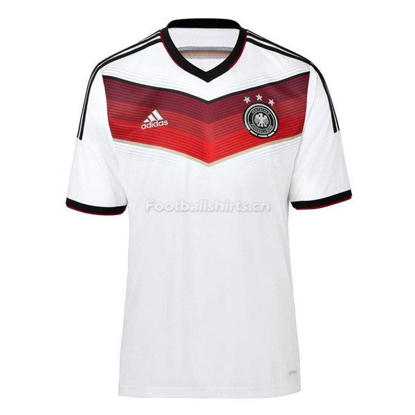 Germany 2014 Home Retro Soccer Jersey
