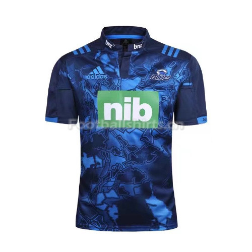 Blues Super 2017 Mens Rugby Jersey