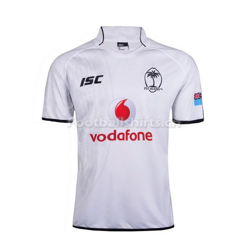 Fiji 2017 Men's Home Rugby Jersey