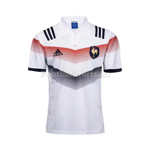 France Men's Home Rugby Jersey 2017/18