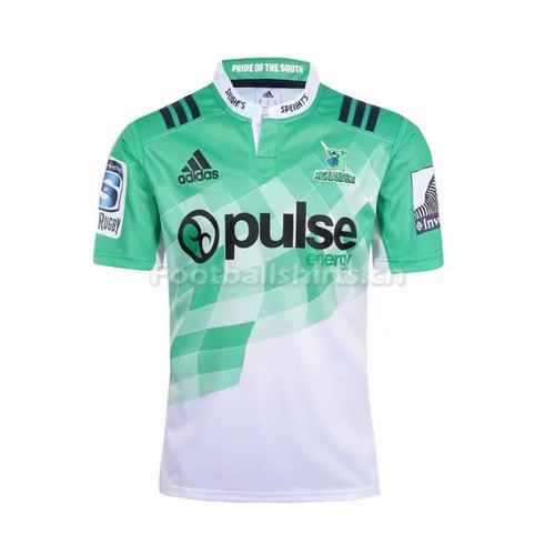 Highlanders 2017 Mens Rugby Jersey - 001