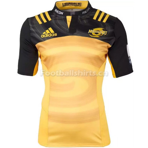 Hurricanes 2017 Men's Home Rugby Jersey