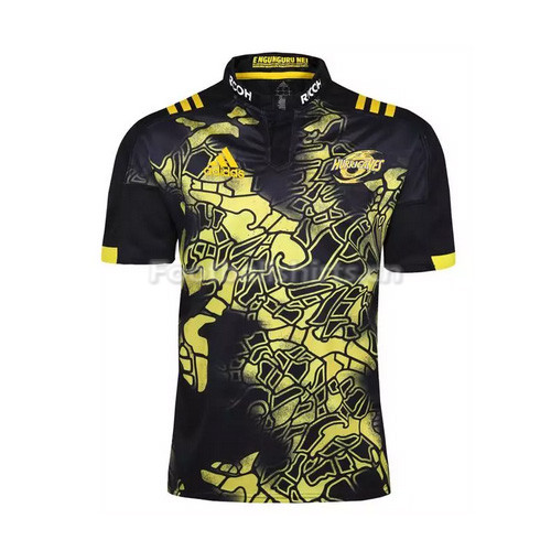 Hurricanes 2017 Mens Rugby Jersey - 001