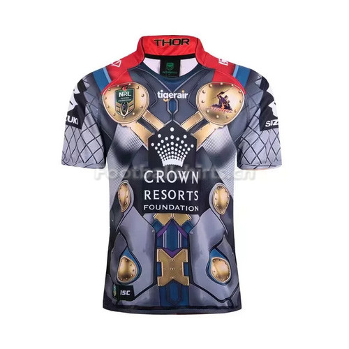 Melbourne 2017 Men's Rugby Jersey