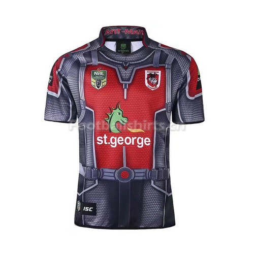 Saint George 2017 Men's Rugby Jersey