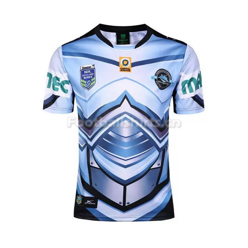 Sharks 2017 Men's Rugby Jersey