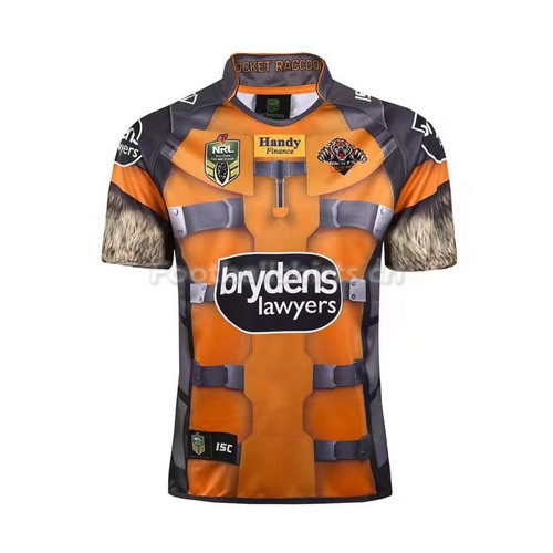 Tigers 2017 Mens Rugby Jersey