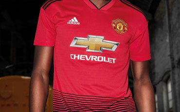 Manchester United POGBA 6 Shop now!