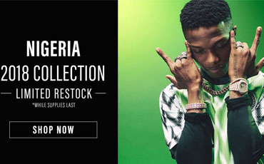 World Cup Nigeria Get up to 50% off Shop now!