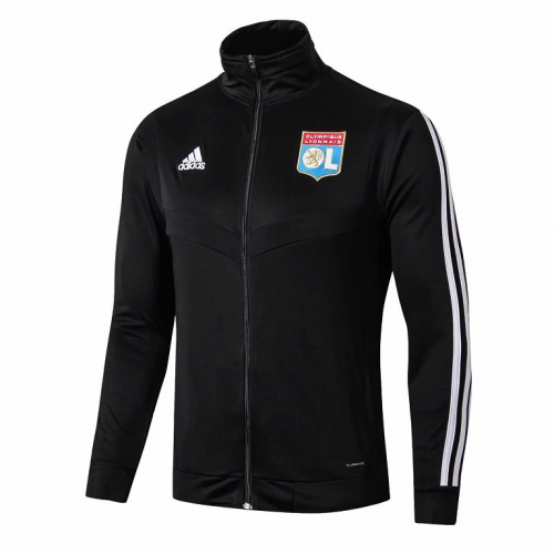 Olympique Lyonnais Training Jacket Black 2019/20