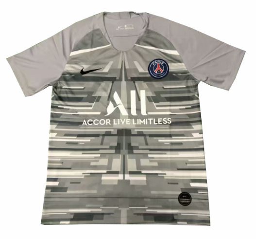 PSG Training Shirt Grey 2019/20