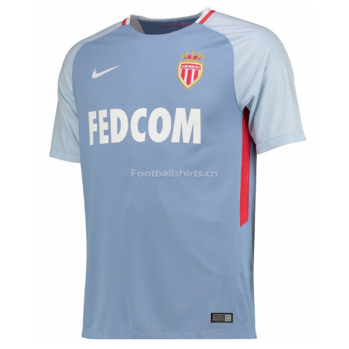 AS Monaco Away Soccer Jersey 2017/18