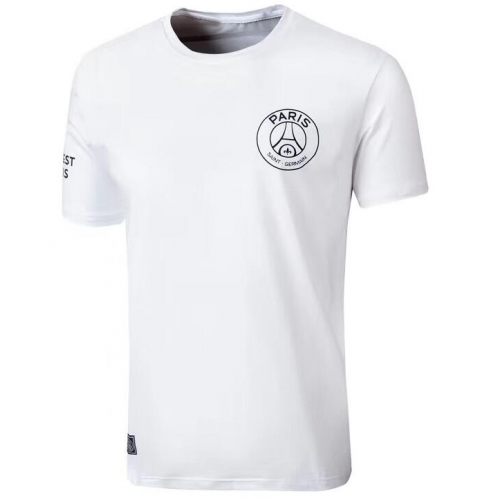 PSG Polo Shirt White 2018/19