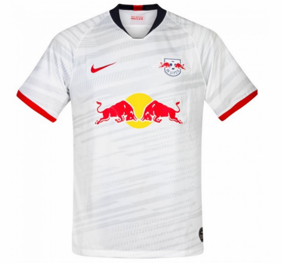 RB Leipzig Home Soccer Jersey 2019/20