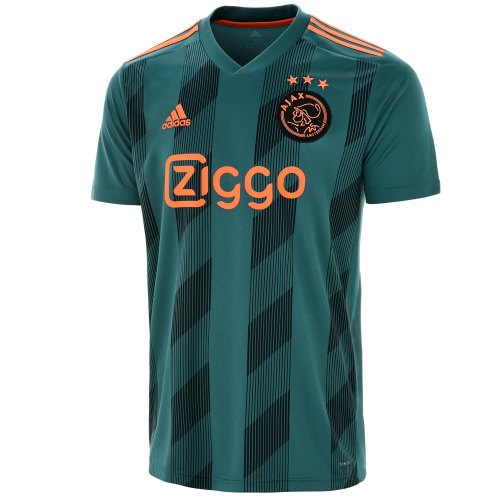 Ajax Away Soccer Jersey 2019/20