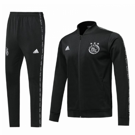 Ajax Training Jacket Suits Black 2019/20