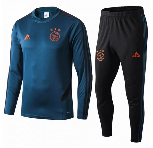 Ajax Training Top Suits Blue 2019/20