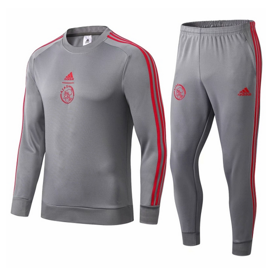 Ajax Training Top Suits Grey 2019/20