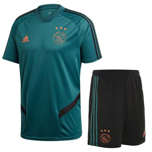 Ajax Training Shirt Kits Green 2019/20