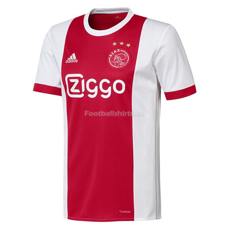 Match Version Ajax Home Soccer Jersey 2017/18