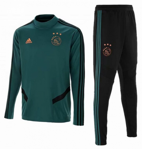 Ajax Training Top Suits Green 2019/20