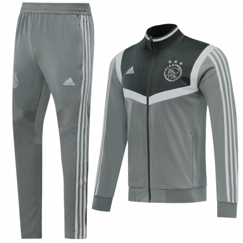Ajax Training Jacket Suits Grey 2019/20