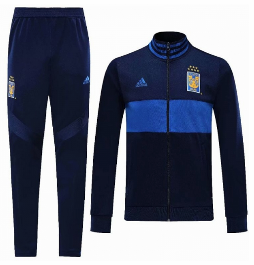Tigres UANL Training Jacket Suits Navy Blue 2019/20