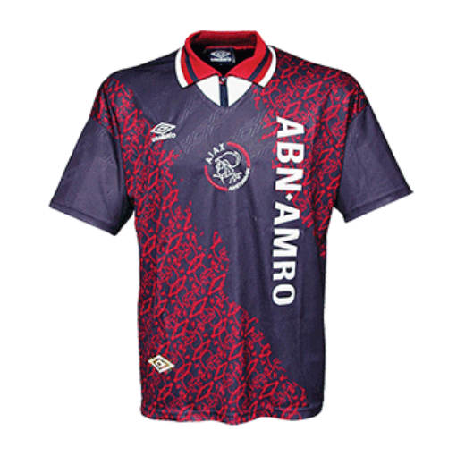 Retro Ajax Away Soccer Jersey 94/95