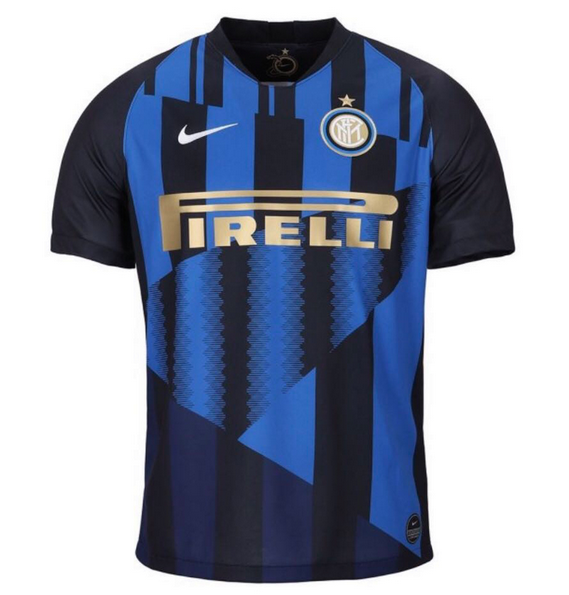 Inter Milan Home Soccer Jersey 20th Anniversary 2018/19