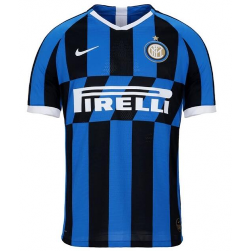 Inter Milan Home Soccer Jersey Player Version 2019/20